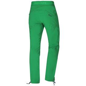 Ocun Mánia Pantalones Hombre, green/navy